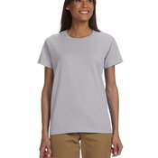 Ladies' Ultra Cotton® 6 oz. T-Shirt