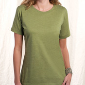 Ladies' Vintage Jersey Longer-Length Tee