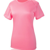 Ladies' B-Dry Core Short-Sleeve Performance Tee