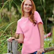 Organic® Eco-Friendly Adult Ring-Spun Cotton Tee