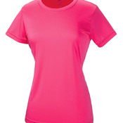 Ladies' Cool & Dry Sport Performance Interlock Tee