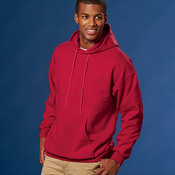 Adult Ultimate Cotton® Hooded Blended Pullover