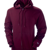 Adult Double Dry Eco® Full-Zip Hooded Fleece