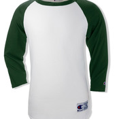 Adult Cotton Raglan Baseball T-Shirt