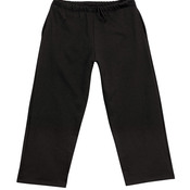 Adult Heavyweight Open Bottom Pant