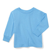 Toddler Long-Sleeve Cotton T-Shirt