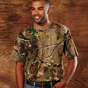 Adult REALTREE® Camouflage Cotton T-Shirt