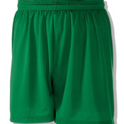 Ladies' Poly Mesh/Tricot 5-Inch Shorts