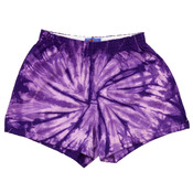 tie-dyes 100% Cotton Adult Soffe Shorts