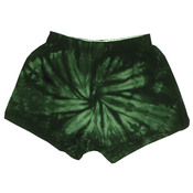 tie-dyes 100% Cotton Youth Shorts