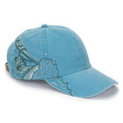 Cotton Pigment-Dyed Resort Windsurfer Cap