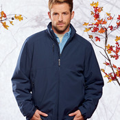 Insulated Ripstop Soft Shell Blended Jacket