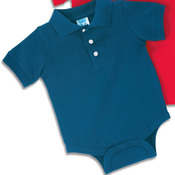 Infant Golf Shirt Creeper