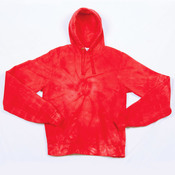 Gildan Tie-Dye Adult Blended Pinwheel Hooded Sweatshirt