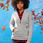 Ladies' Sweater Jacket