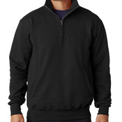 Adult Double Dry® Eco® 1/4-Zip Pullover Fleece