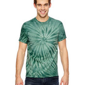 for Team 365 Adult Team Tonal Cyclone Tie-Dyed T-Shirt