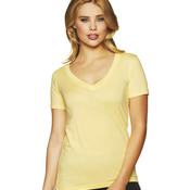 The Ladies' Cotton Deep V