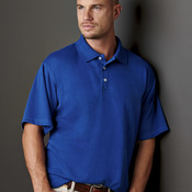 UltraClub® Men's Cool & Dry 60/40 Performance Polo
