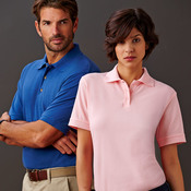 UltraClub Ladies' Classic Piqué Polo