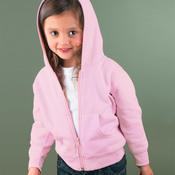 Toddler Fleece Zip Hoodie