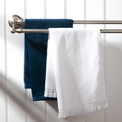 Fringed Cotton Hand Towel