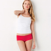 +CANVAS Ladies' Cotton Spandex Shortie